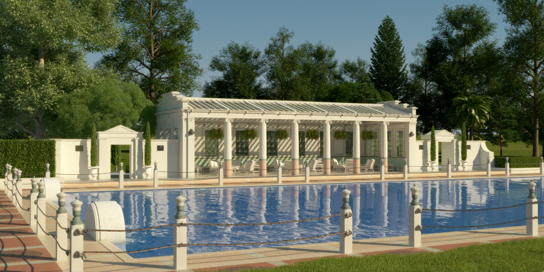 Roman Plunge Pool